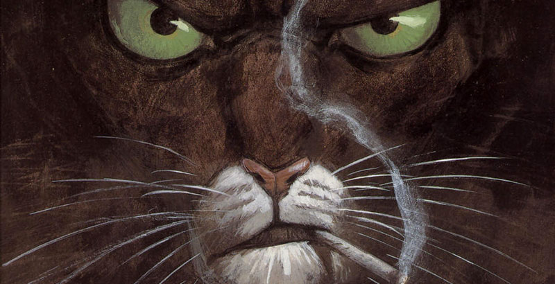 [My2Cents] Blacksad#01
