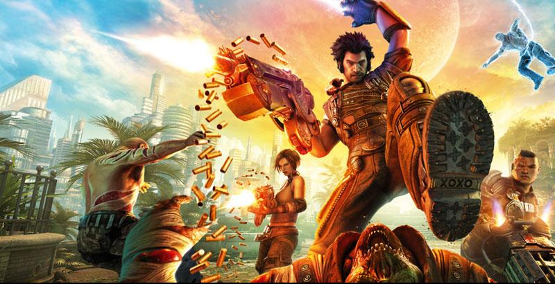 [RE]Play: Bulletstorm //PS3