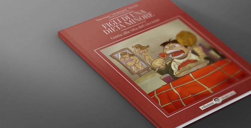 Figli di una dieta minore: Guida alla vita del ciccione  // Book Cover