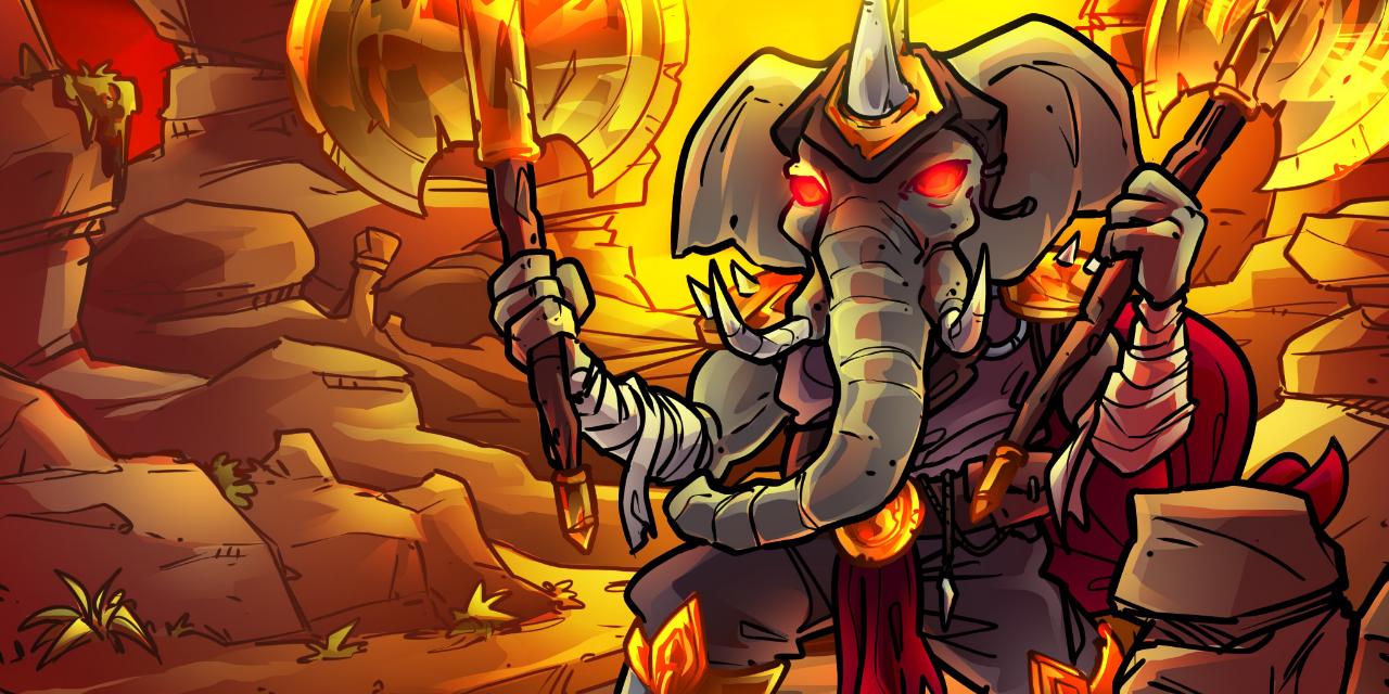 Inktober52 #12: Elephant