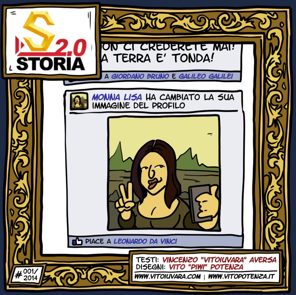Storia 2.0: Vignette 01-05