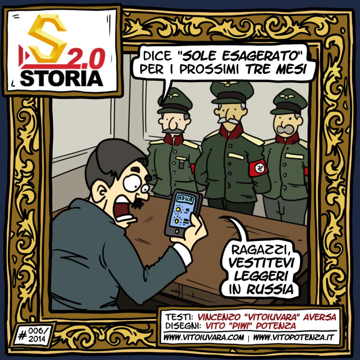 Storia 2.0: Vignette 06-10