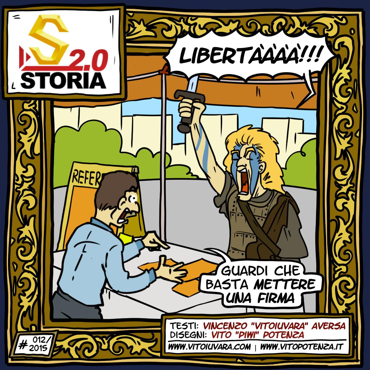 Storia 2.0: Vignette 11-14