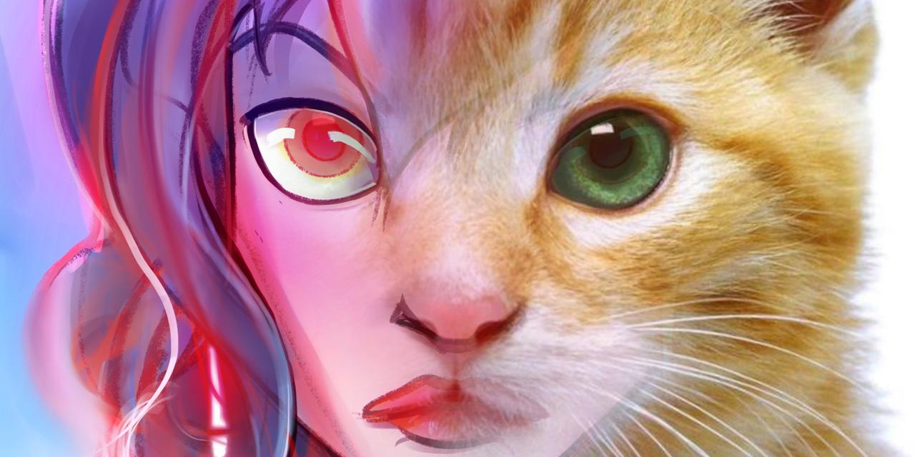 Cat/Portrait