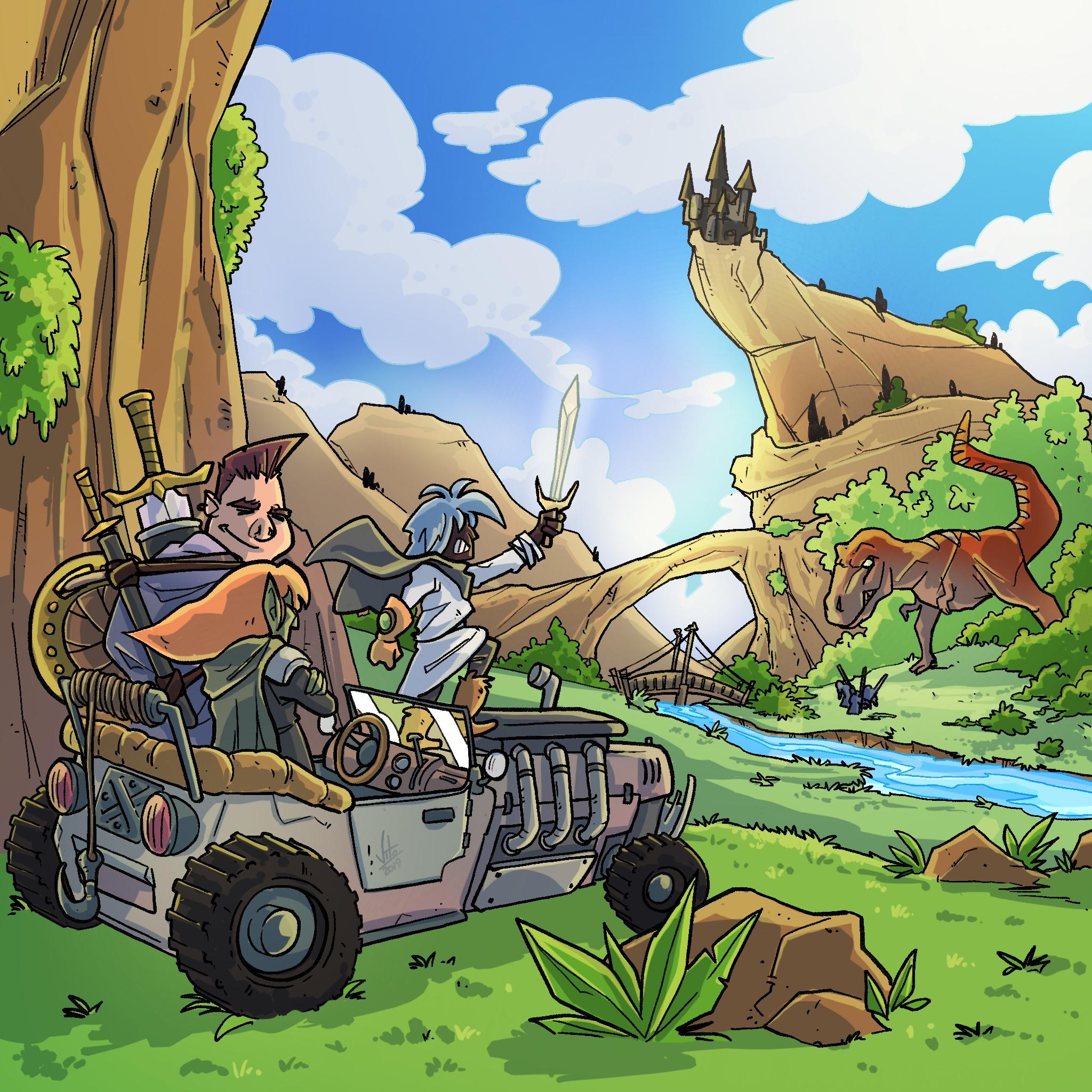 TheAdventure®!